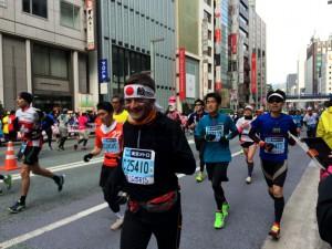 東京マラソン2